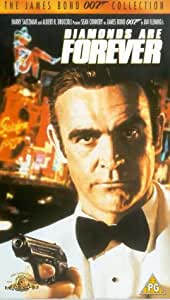 Diamonds Are Forever [VHS] [1971]