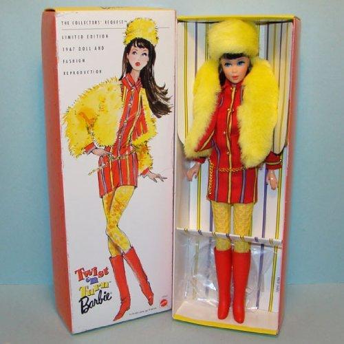 Mattel Barbie 18941 Twist and Turn Barbie 1998 Limited Edition
