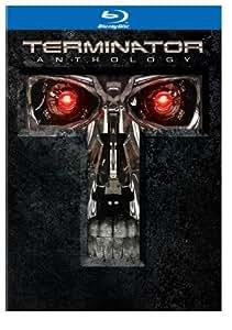 Terminator Anthology [Blu-ray] [Import anglais]