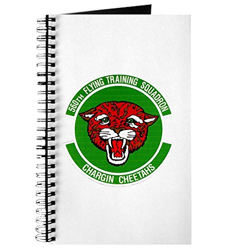 CafePress - 560Th Flying Training - Spiralgebundenes Tagebuch, persönliches Tagebuch, liniert -