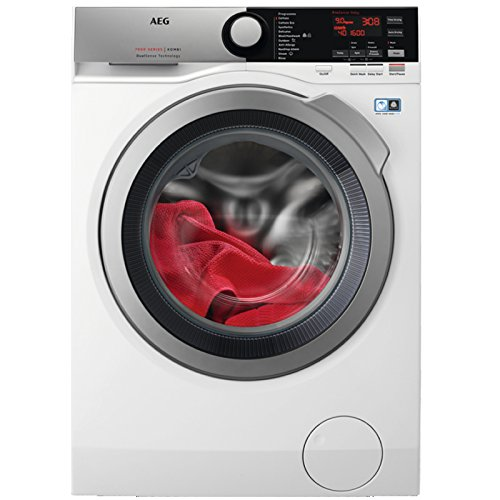 AEG L7WEE965R 7000 Series 9kg Wash 6kg Dry 1600rpm Freestanding Washer Dryer-White