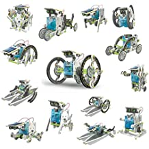ItsImagical - 14 x 1 Eco-Robot, juego de construcción (Imaginarium 66886)