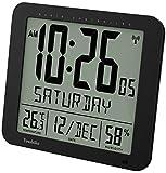 Jumbo Large Radio Controlled Wall Clock (UK & Ireland Version/Premium Quality/Clear Display), Large