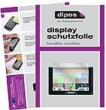 dipos I 3X Schutzfolie klar passend für Garmin Drive 51 LMT-S Folie Displayschutzfolie