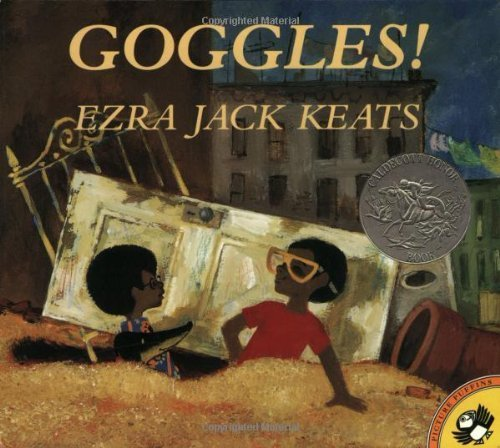 Goggles (Picture Puffins) by Keats, Ezra Jack (1998) Paperback