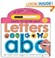 Learn to Write Your Letters (Wipe Clean Write and Learn)