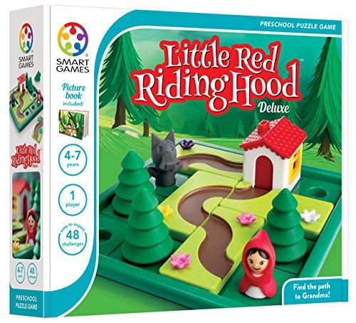 Smart Games - Caperucita Roja, Juego de Habilidad (LúdiloSG021ES)
