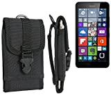 Gürteltasche / Holster für Microsoft Lumia 640 XL Dual