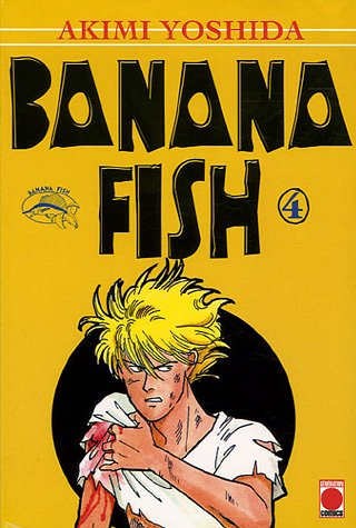 Banana Fish, Tome 4 :