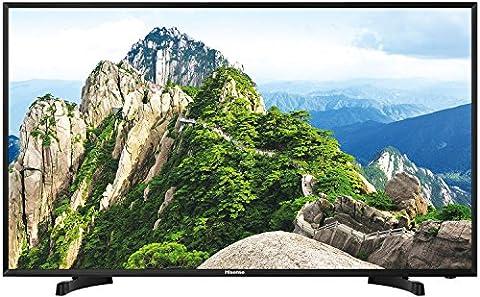 Hisense H32MEC2150S 80 cm (32 Zoll) Fernseher (HD Ready, Triple Tuner)