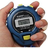 Bluelover Sport Kilometerzähler Electronic Digital Chronograph Time Stoppuhr Timer