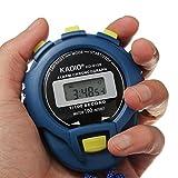TENGGO Sport Contachilometri Elettronico Digitale Cronografo Tempo Cronometro Timer