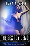 The Sex Toy Demo (Humiliation, exhibitionism, and BDSM group play with a crowd of anonymous...