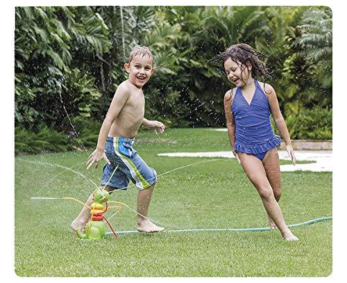 r Sprinkler im Freien Sprinkler Spiel Wasser Spray Wasserhahn Bad Baby Dusche Spielzeug ()