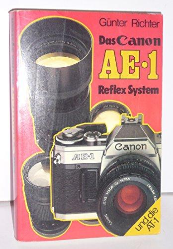 Das Canon AE-1 Reflexsystem (Canon-film-kamera Vintage)