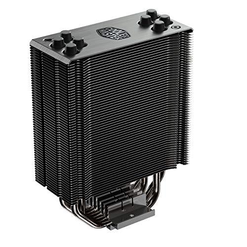 Cooler Master Hyper 212 RGB Black Edition 57.3 CFM CPU Cooler