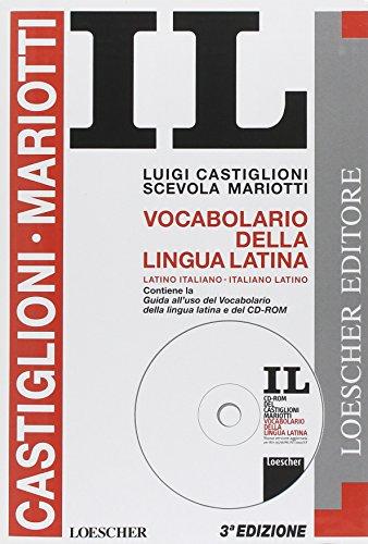 Il vocabolario della lingua latina-Guida all'uso. Con CD-ROM