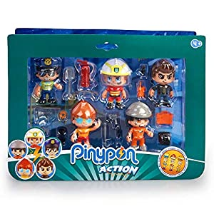 Pinypon Action- Set de 5