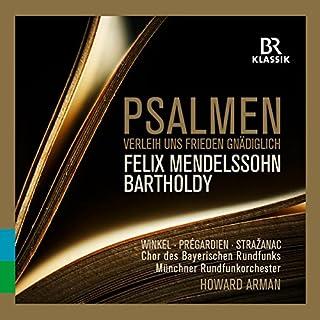 Psalmen - Verleih uns Frieden gnädiglich