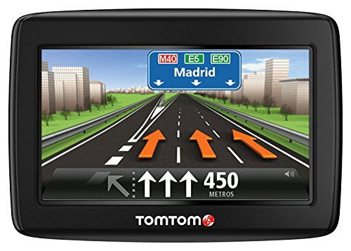 "TomTom Start 25 EU 23 LTM - Navegador GPS para coches (pantalla de 5""), mapas Europa Occidental, color negro"