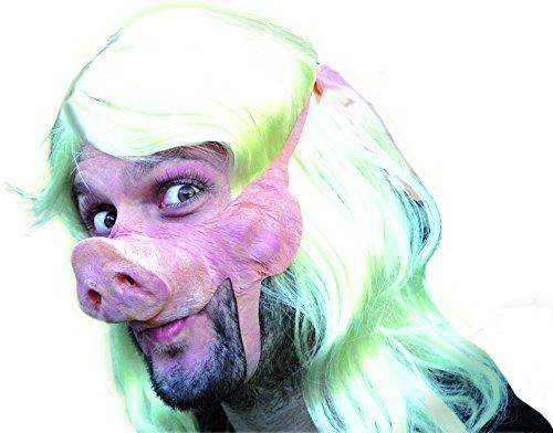 atex - Hello Piggy Partymaske ()