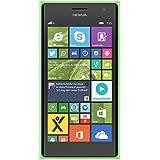 Nokia Lumia 735 Smartphone débloqué 4G (Ecran : 4.7 pouces - 8 Go - Windows Phone 8) Vert