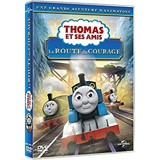 Thomas et ses amis - la route du courage [FR Import] [DVD]