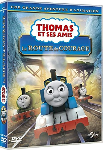 Thomas et ses amis - La route du courage