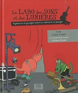 """Afficher """"Le labo des sons et des lumières"""""""