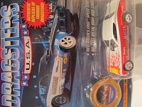72 Chi-Town Hustler Dragsters USA by Johnny Lightning Limited Edition by Johnny Lightning