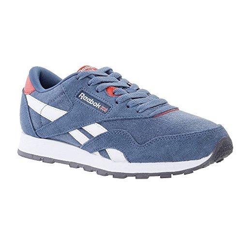Reebok Bd3856, Sneakers trail-running mixte enfant Bleu