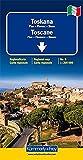 Italien 08. Toskana / de Agostini 1 : 200 000. Regionalkarte (Kümmerly+Frey Reisekarten) -