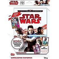 Topps sw181Star Wars Episode VIII–Kit de iniciación
