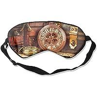 Time Retro Pocket Watch Sleep Eyes Masks - Comfortable Sleeping Mask Eye Cover For Travelling Night Noon Nap Mediation... preisvergleich bei billige-tabletten.eu