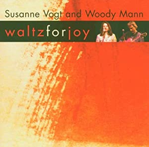 Susanne Vogt and Woody Mann