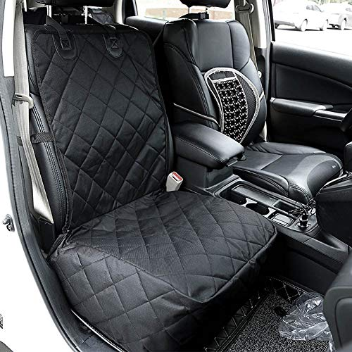 juice-ma Neue Einzelsitzbezug Autositz Wasserdicht Pad Falten Dicke Matte Reise Fahren Sitzbezug Heimtierbedarf Hund Autositz Schützen Matte(S)