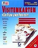 Visitenkarten für Fun und Freizeit - Mike Bühner