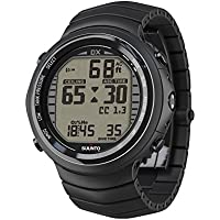 Suunto DX Titanium Air / Nitrox / Helium Trimix Hoseless Dive Computer with Digital Compass - Nitrox Air