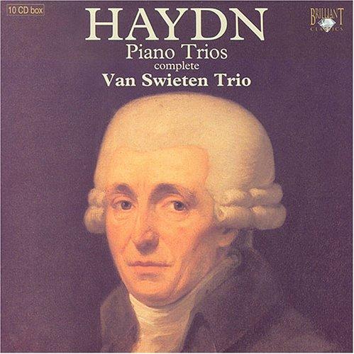 Haydn:Complete Piano Trios