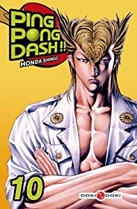 Ping Pong Dash !! Edition simple Tome 10