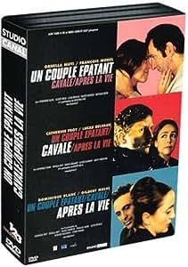 Trilogie Lucas Belvaux : Un couple épatant / Cavale / Après la vie - Coffret 4 DVD