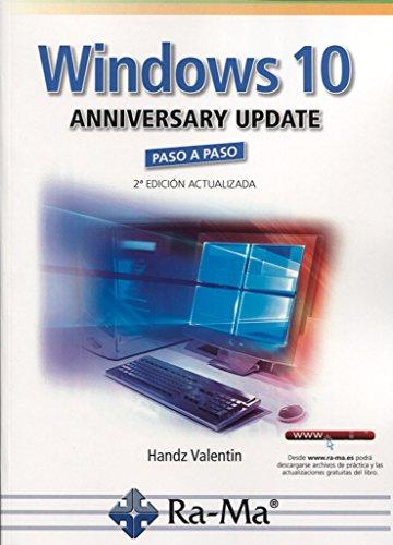 Windows 10 Anniversary Update Paso a paso por HANDZ VALENTIN