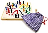 Wer ärgert sich (Brettspiel für 6 Personen) 35 x 35 cm
