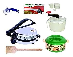 Rakon Plus Roti Maker combo