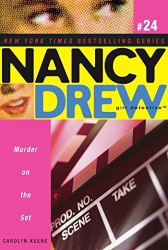 Murder on the Set (Nancy Drew (All New) Girl Detective Book 24) (English Edition) -