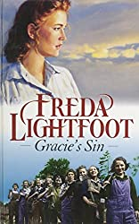 Gracie's Sin by Freda Lightfoot (2002-08-15)