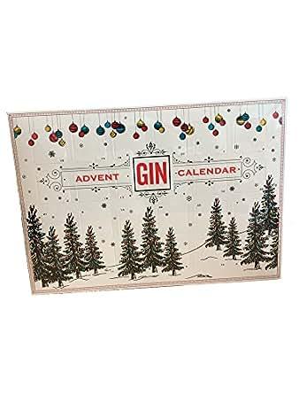 Advent Gin Calendar 2017 Edition Beer Wine