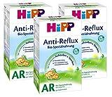 Hipp AR Bio Combiotik Anti-Reflux Anfangsmilch - von Geburt an, 3er Pack (3 x 500g)