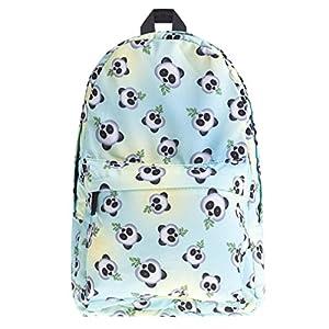 51VMVMVF2NL. SS300  - Kfnire Mochilas Tipo Casual Mochila Infantil Backpack Mochilas Escolares Fashion Mochilas de Marcha para Chicas, 3D impresión Unicornio (Alpaca #01)