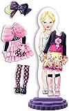 Produktbild von Quercetti 2931 - Fashion Design Mya, Doppelseitige magnetische
